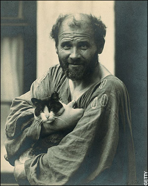 Photo of Gustav Klimt