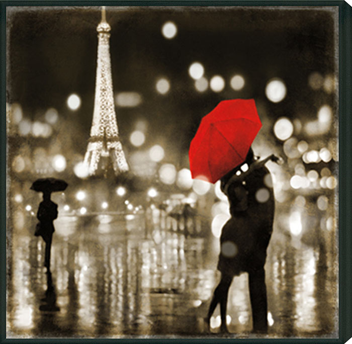 Paris Canvas Art - walmart.com