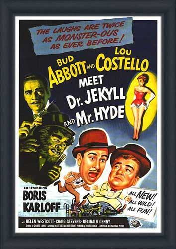 Abbott & Costello Meet Dr. Jekyll & Mr. Hyde