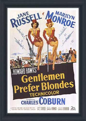 gentlemen prefer blondes essay