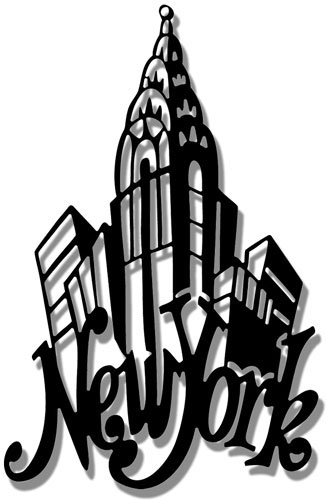 Pics Photos - New York City Silhouette Clip Art Pictures