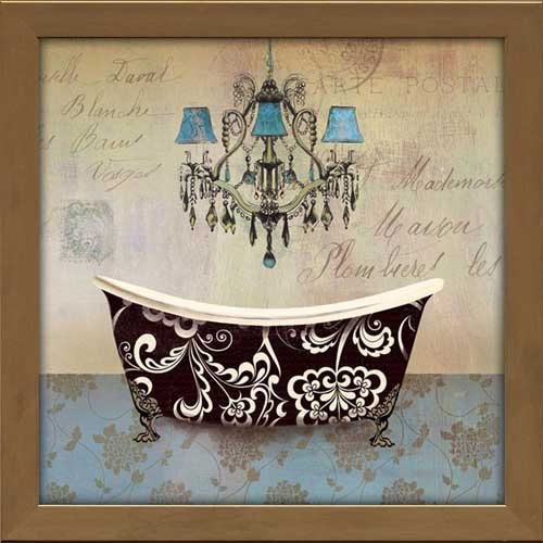 French Vintage Bath II