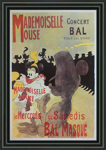 Mademoiselle Mouse