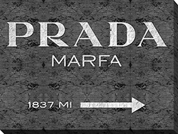 Prada (Black & White)
