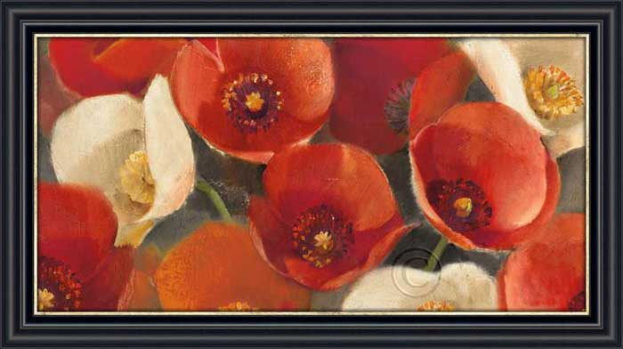 Poppies Bloom I