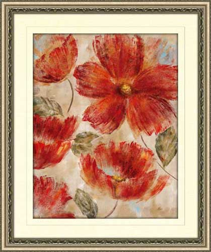 purple bedrooms pictures papaver ii framed canvas 12978