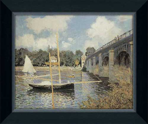The Bridge at Argentenil