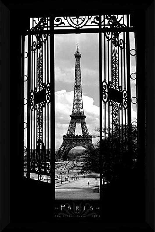 Eiffel Tower Gate