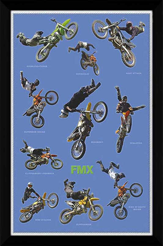 Freestyle Motorcross