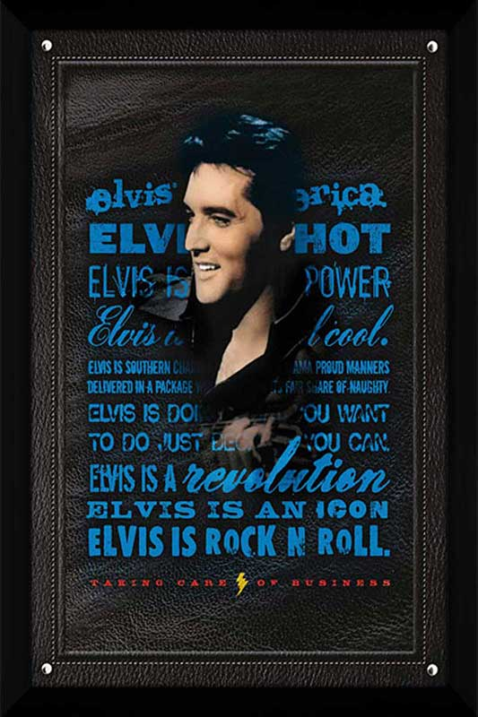 Elvis Is Rock And Roll